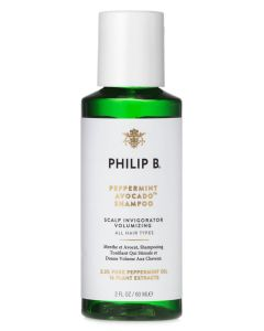 Philip B Peppermint Avocado Shampoo 60ml