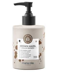Maria Nila Colour Refresh - Brown Hazel 7,03 300 ml