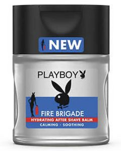 Playboy Fire Brigade Hydrating After Shave Balm
