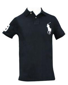 Ralph-Lauren-Custom-Slim-Fit-Polo-Black-S