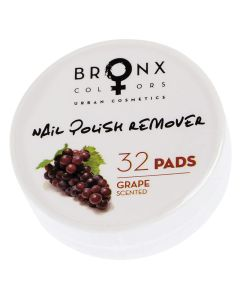 Bronx Nail Polish Remover - Grape