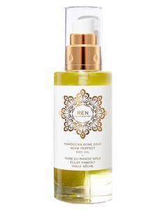 REN Moroccan Rose Gold - Glow Perfect Dry Oil 100ml