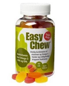 Easy Chew - Multivitamin + Omega-3