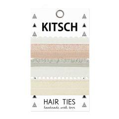 KITSCH - Tiny Dancer Hair Ties - 8 stk