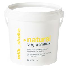 Milk Shake Natural Yogurtmask