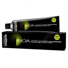 Loreal inoa color 4,45 MIX 1+1