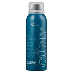 Id Hair Curly Curl Spray 125 ml