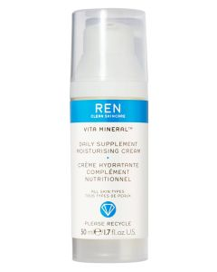 REN Vita Mineral - Daily Supplement Moisturising Cream