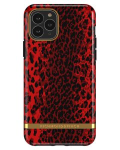 Richmond And Finch Red Leopard iPhone 11 PRO Cover