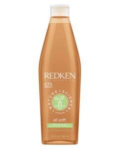 Redken Nature & Science Vegan All Soft Shampoo
