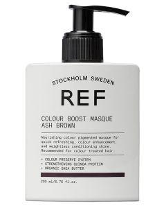 REF Colour Boost Masque - Ash Brown 200ml