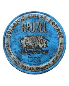 Reuzel Strong Hold Water Soluble High Sheen Pomade 113g