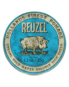 Reuzel Strong Hold Water Soluble High Sheen Pomade 35g