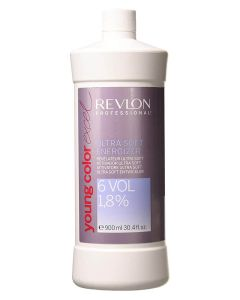 Revlon Young Color Excel Ultra Soft Energizer 6 Vol 1,8% 900ml