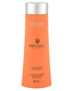 Revlon Wave Remedy Anti Frizz Hair Cleanser 250ml
