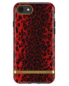 Richmond And Finch Red Leopard iPhone 6/6S/7/8 Cover