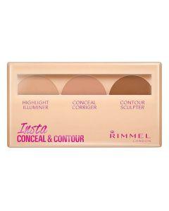 Rimmel Insta Conceal & Contour 020 Medium