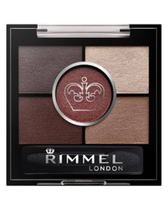 Rimmel Glam'Eyes 5 Colour Eye Shadow 022 Brixton Brown