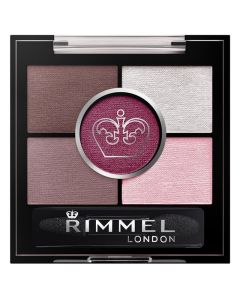 Rimmel Glam'Eyes 5 Colour Eye Shadow 024 Pinkadilly Circus