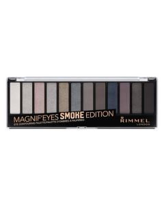 Rimmel Magnif'eyes Smoke Edition 003