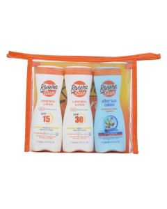Riviera Sunscreen Set