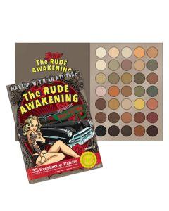 Rude The Rude Awakening  Eyeshadow Palette