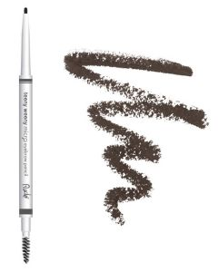 Rude Cosmetics Teeny Weeny Micro Eyebrow Pen Black Brown