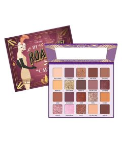 Rude Cosmetics The Roaring 20s Eyeshadow Palette Carefree