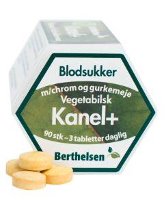 Berthelsen Naturprodukter - Kanel+