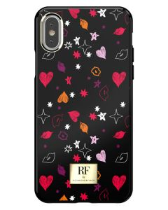 RF By Richmond And Finch Heart And Kisses iPhone X/Xs Cover