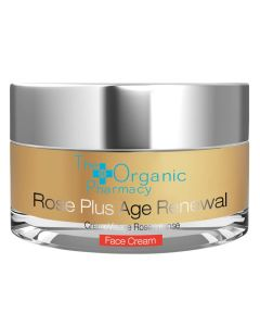 The Organic Pharmacy Rose Plus Age Renewal Face Cream 50 ml