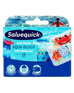 Salvequick Vandfast Børneplaster