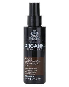 Organic Pure Care Beauty Conditioner Ten Secrets Argan 125ml