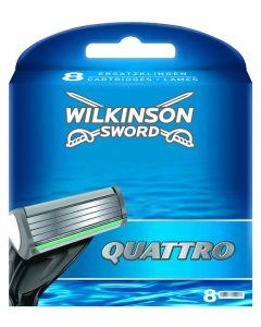 Wilkinson Sword - Quattro Blades 8pak
