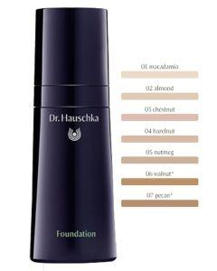 Dr. Hauschka Foundation 07 Pecan (N) 30 ml