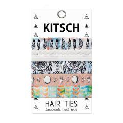 KITSCH - Dreamcatcher Hair Ties - 5 stk