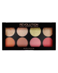 Makeup Revolution Blush Goddess Palette