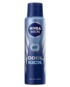 Nivea Men Cool Kick Anti-Perspirant 150 ml