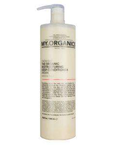 MY.ORGANICS - The Organic Restructuring Deep Conditioner Argan 1000 ml