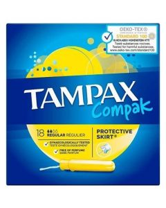 Tampax Compak Regular 18stk