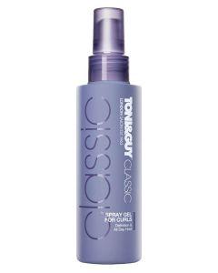Toni & Guy Classic Spray Gel For Curls 150 ml