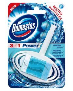 Domestos 3i1 Power Toiletblok Atlantic 40g
