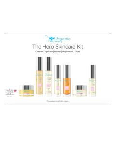 The Organic Pharmacy Hero Skincare Kit