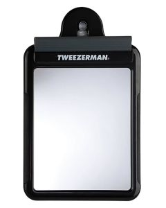 Tweezerman GEAR Travel Fogless Shower Mirror