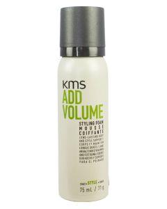 KMS Add Volume Styling Foam 75 ml