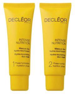 Decleor Intense Nutrition Hydra-Nourishing Duo Mask 2x25ml