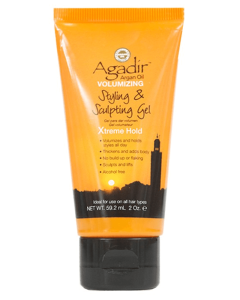 Agadir Argan Oil Volumizing Styling & Sculpting Gel - Extreme Hold 59.2ml