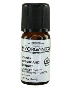 My.Organics Synergy Lavander Sweet and Rosemary Cineol oil 10ml