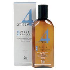 System 4 Shale Oil Shampoo 215 ml