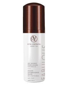 Vita Liberata Self Tanning Tinted Mousse Dark